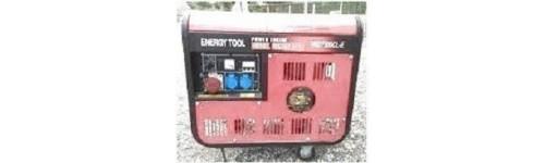 Flexible d'échappement ENERGY TOOL HND7500CL- E
