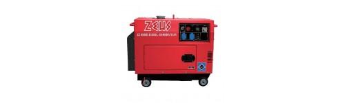 Flexible d'échappement pour ZEUS ZZ6800D