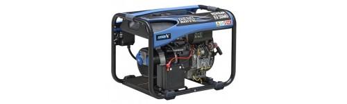 Flexible d'échappement pour groupe électrogène SDMO DIESEL 6000E XL