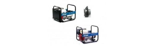 Kit d'adaptation et flexible d'échappement pour SDMO HX 6000 et 6080