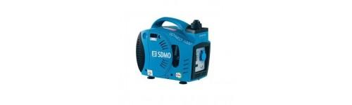 Flexible d'échappement pour groupe électrogène SDMO INEO 1000