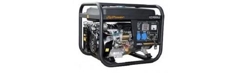 Flexible d'échappement pour ITC POWER GG9000LE