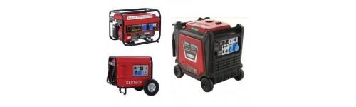 Echappement flexible pour groupes électrogènes GEOTECH