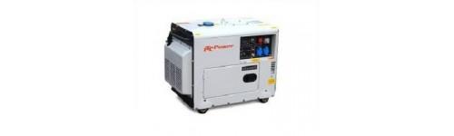 Flexible d'échappement pour ITC POWER DG7500SE- T
