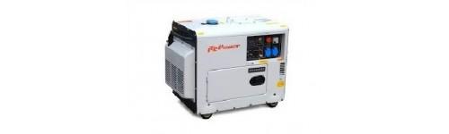 Flexible d'échappement pour ITC POWER DG7500SE- 3