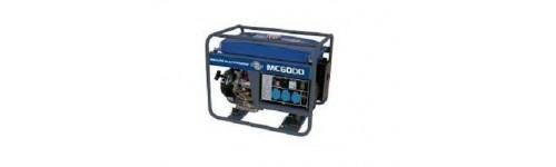 Flexible d'échappement pour MERCURE MC6000
