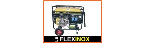 Flexible d'échappement pour DEFITEC 7500E