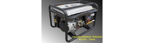 Flexible d'échappement pour ITC POWER GG9000LE- 3 (licence HYUNDAI)