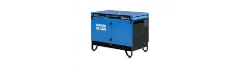 Flexible d'échappement pour groupe électrogène SDMO 15000 TE SILENCE