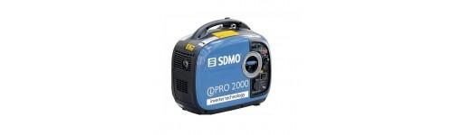 Flexible d'échappement pour groupe électrogène SDMO Inverter PRO 2000