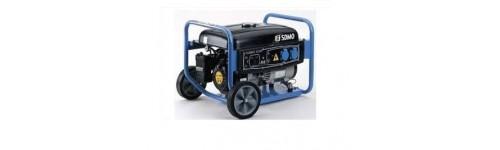 Flexible d'échappement pour groupe électrogène SDMO 2500 turbo 2200w