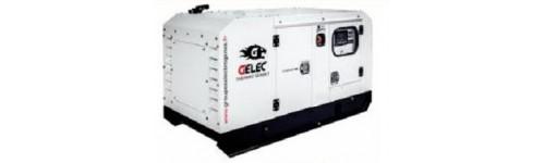 Echappement flexible pour groupes électrogènes GELEC
