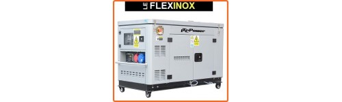 Flexible d'échappement pour ITC POWER DG12000XSE T Diesel