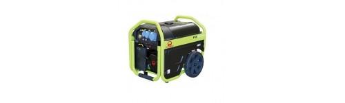 Flexible d'échappement pour PRAMAC PX8000