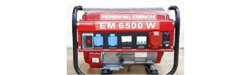 Flexible d'échappement pour WURZBURG EM 6500 W