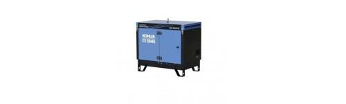 Flexible d'échappement pour groupe électrogène SDMO DIESEL 6500TE SILENCE