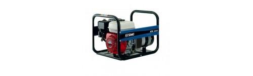 Kit d'adaptation et flexible d'échappement pour SDMO HX 3000