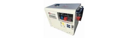 Flexible d'échappement AQUITAINE ENERGIE GF6500KE