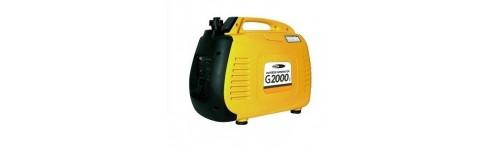 Kit d'adaptation et flexible inox d'échappement pour INOVTECH G2000i