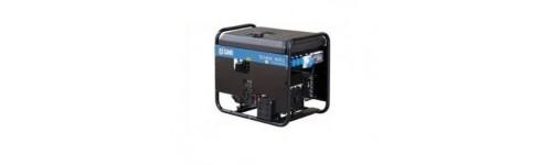 Flexible d'échappement pour groupe électrogène SDMO TECHNIC 7000E AVRC