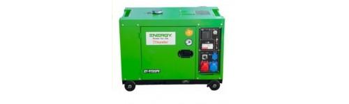Echappement flexible pour groupes électrogènes ENERGY